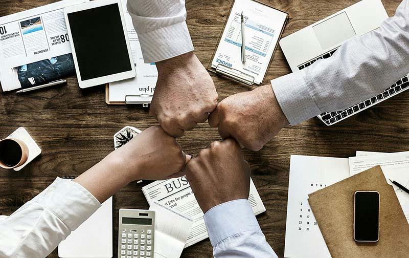 Travaillons ensemble pour la création de votre projet